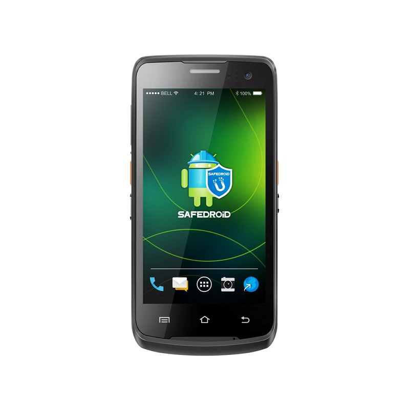 ТСД Urovo i6300 / Android 5.1 / 2D Imager / Honeywell N3680 (hard decode) / 4G (LTE) / NFC / 2.0 MP